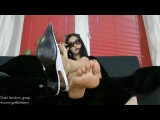 Foot goddess Leyla - POV.